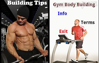 Gym body building_tips