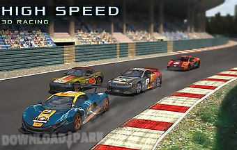 High speed 3d racing