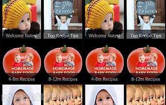 Homemade baby food recipes - coo..
