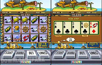 Island slot machine