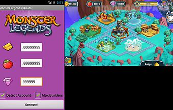 Monster legends cheats unofficia..