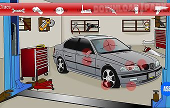 Repair a car: bmw