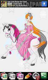 scratch game - princess