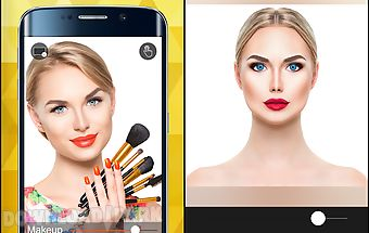 Beautycam makeup photo editor