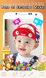 Birthday Photo Editor Pro