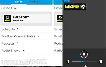 Flow football radio