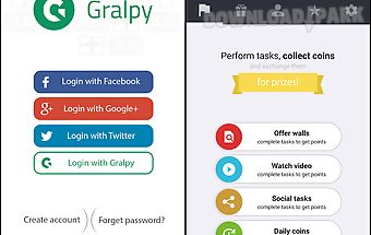 Gralpy - earn money