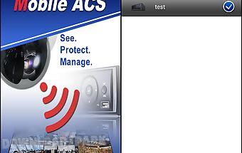 Mobile acs