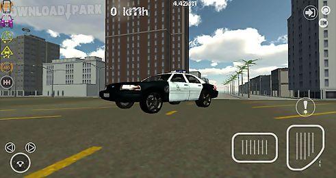 police trucker simulator 3d
