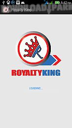 royalty king
