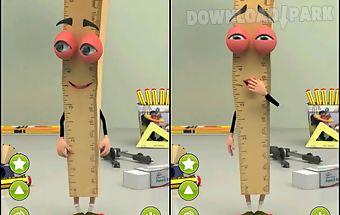 Talking ruler