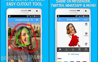 Yourmoji - custom emoji editor
