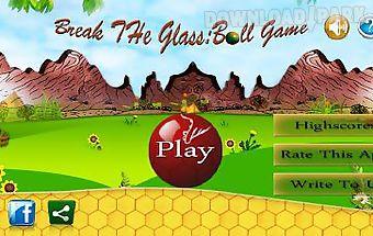 Break the glass ball game