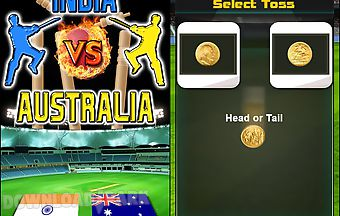India vs australia - android