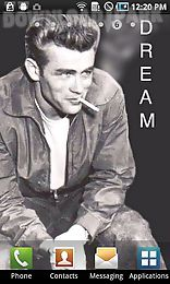 james dean smoking live wallpaper