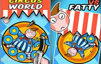 Knife vs fatty circus