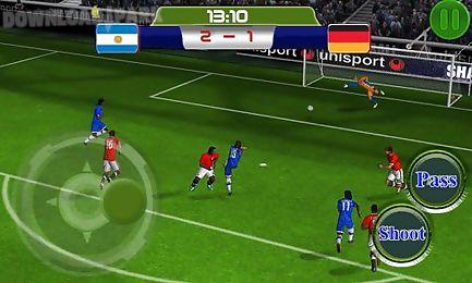 real football 2014 brazil game