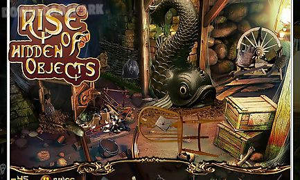 rise of the hidden objects