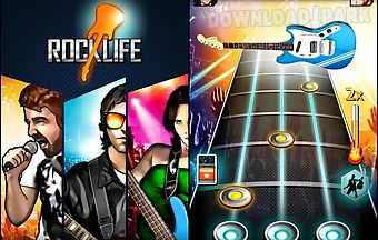 Rock life: be a guitar hero