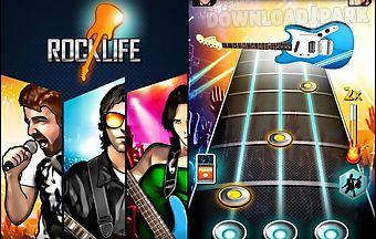Rock life: be a guitar hero