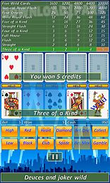 video poker by toftwood creations
