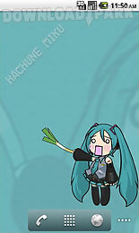 Hachune Miku Live Wallpapers Android Live Wallpaper Free