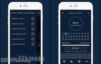 30 day squats challenge