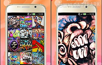Awesome graffiti wallpaper