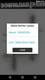 mobile cal number locator