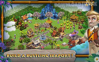 New world: bay island venture!