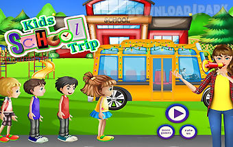 School trip games for kids
