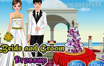 Wedding dressup and decoration