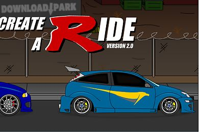 Create A Ride Cool Car Android Game Free Download In Apk - Cool car games