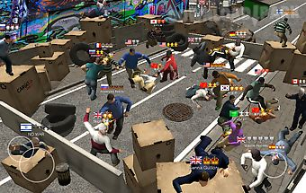 Group fight online