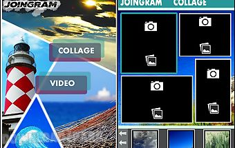Joingram photo video collage📹