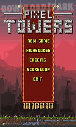 pixel towers