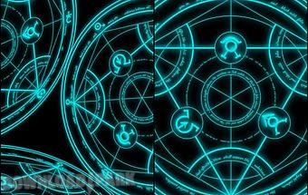 Transmutation live wallpaper