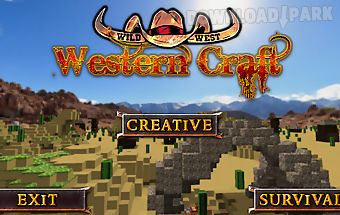 Western craft: wild west