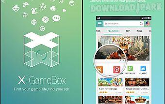 X gamebox market
