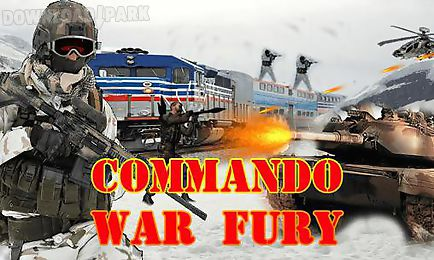 commando war fury action