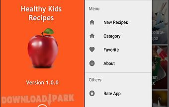 Healthy kid recipes