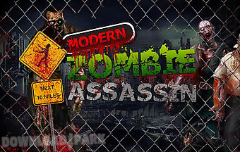 Modern zombie assassin 2015