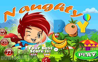 Naughtyboy kids game