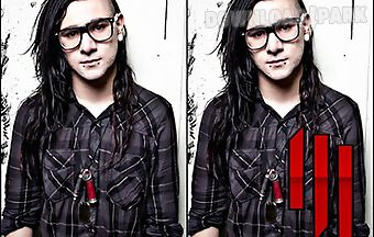 Skrillex live wallpaper