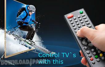 Smart easy tv control