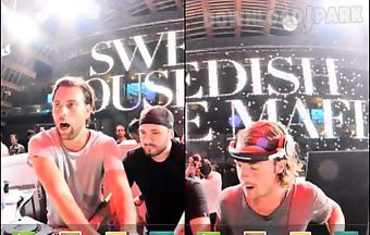 Swedish house mafia live wallpap..