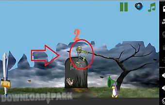 Zombie jumping bazooka