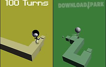 100 turns