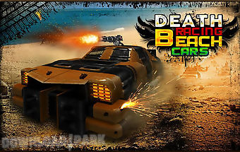 Death race: beach racing cars