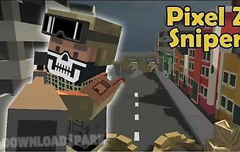 Pixel z sniper: last hunter